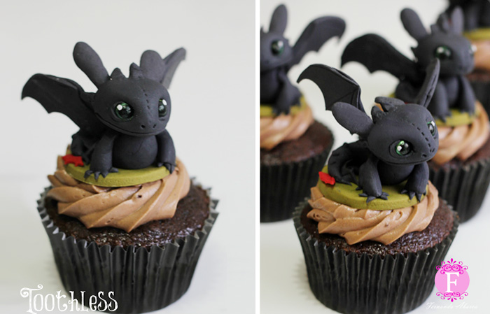 Geeky Cupcakes