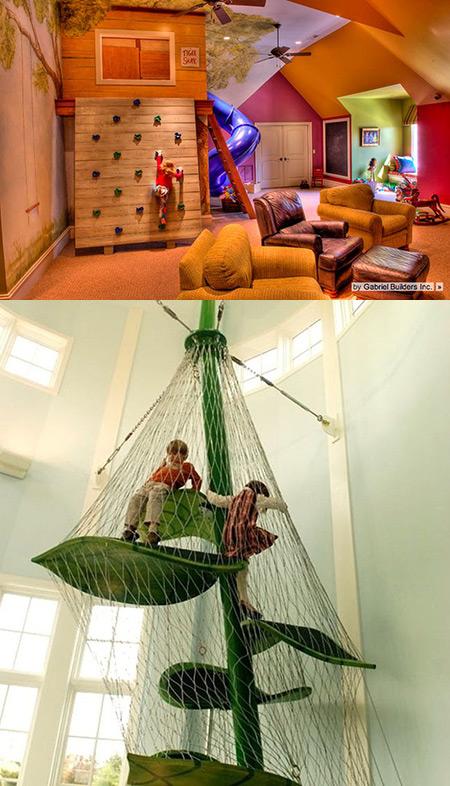Creative Room Design Ideas: 24 Ultra Geeky And Creative Room Ideas For Kids