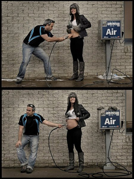 Geeky Photographer Shows How Babies Are Made in Comic Form - TechEBlog