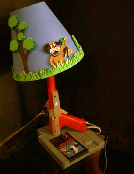 10 Cool And Creative Lamps For Geeks