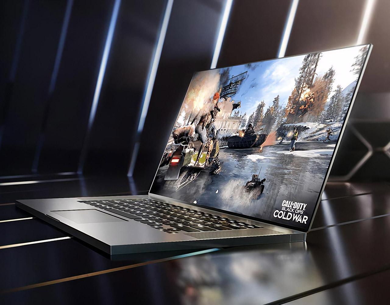 GeForce RTX 3050 Ti GPU NVIDIA DLSS Laptop