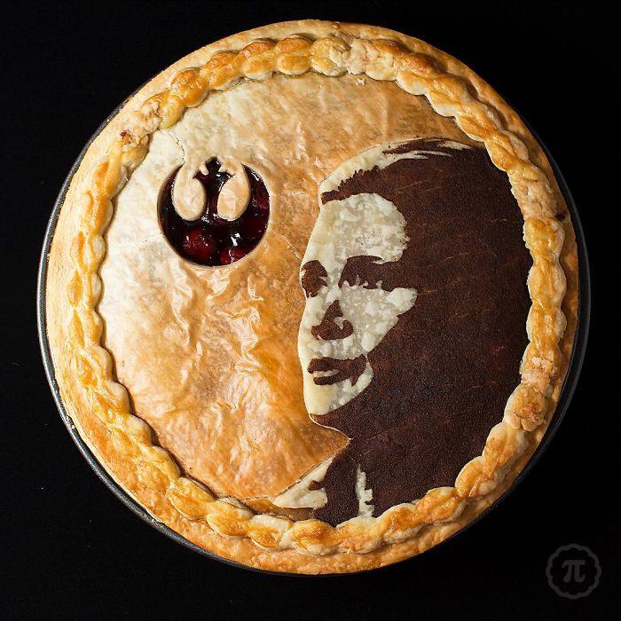 General Organa Pie
