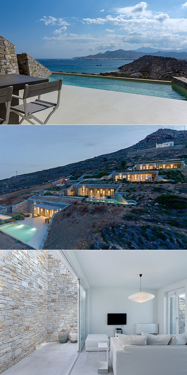 Gfra Architecture Homes Greece
