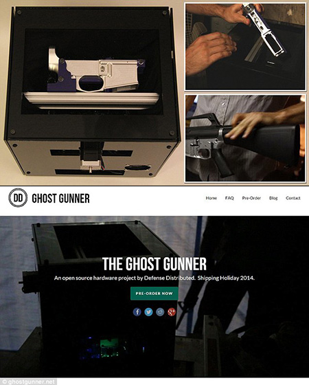 ghost gunner machine