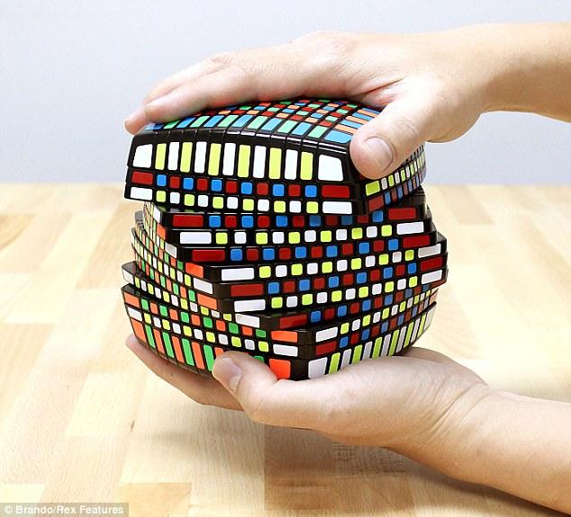 Giant Rubik's Cube