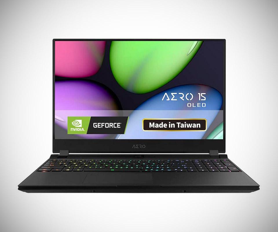 Gigabyte AERO 15 4K OLED Laptop