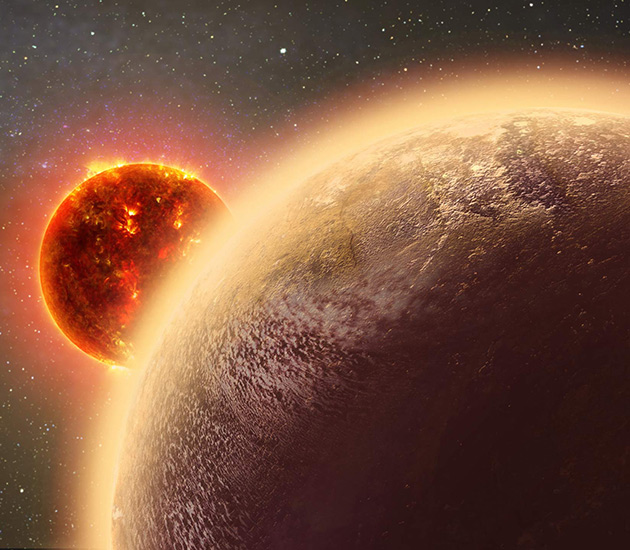 GJ 1132B Earth-Like Exoplanet
