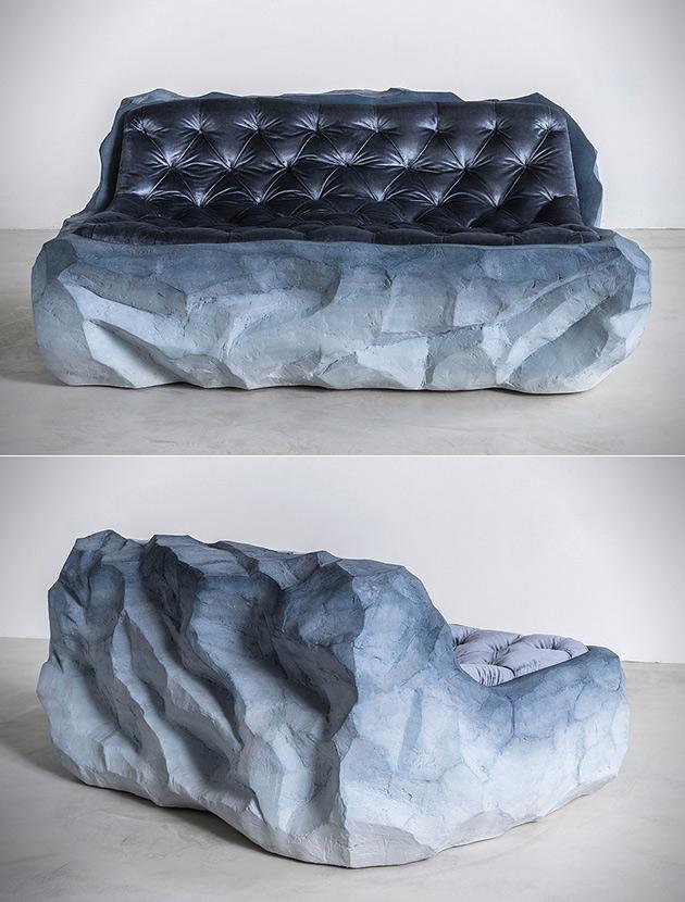Glacier Couch