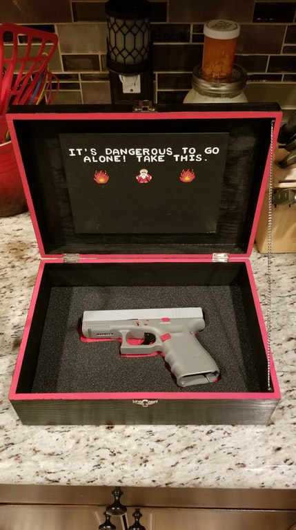 Glock NES Zapper