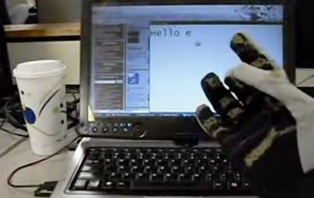 Glove Keyboard