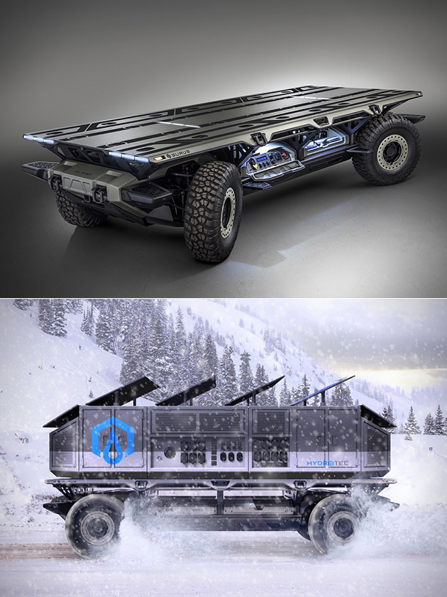 GM SURUS