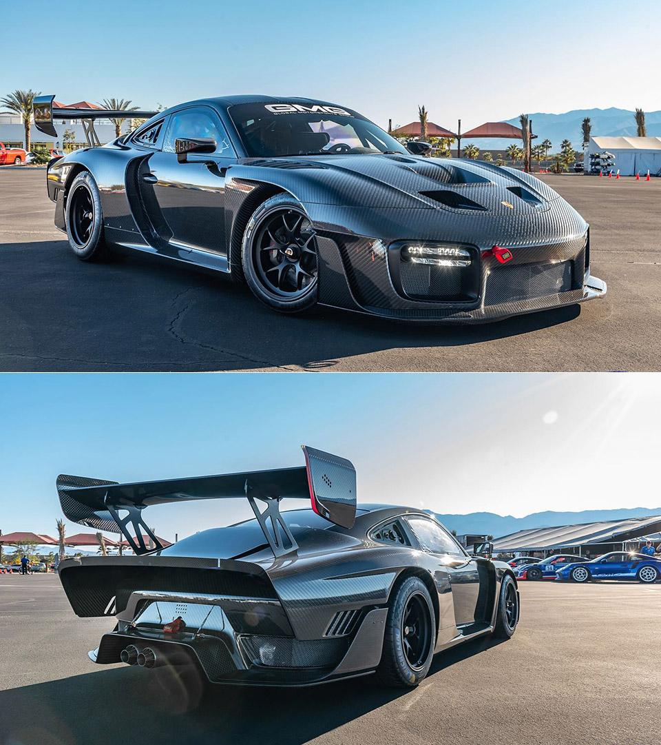 GMG Porsche 935 Clubsport Carbon Fiber