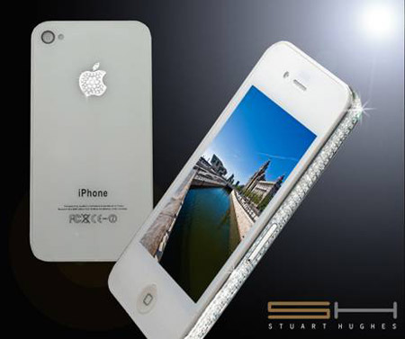7584726e02a0c5 The most expensive iPhone 4s yet have been revealed