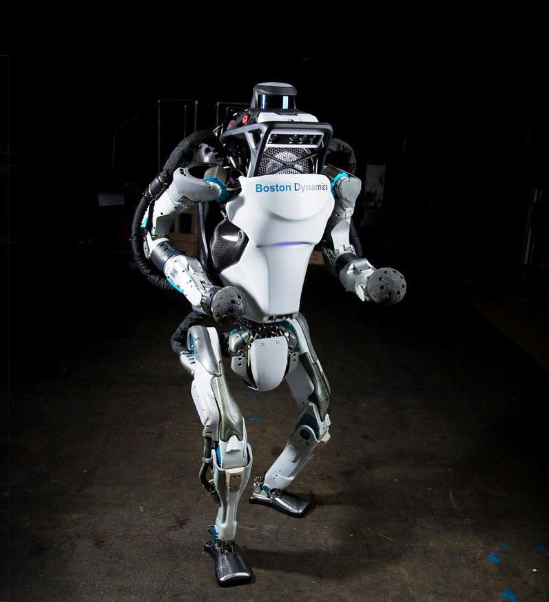 Google Atlas Robot