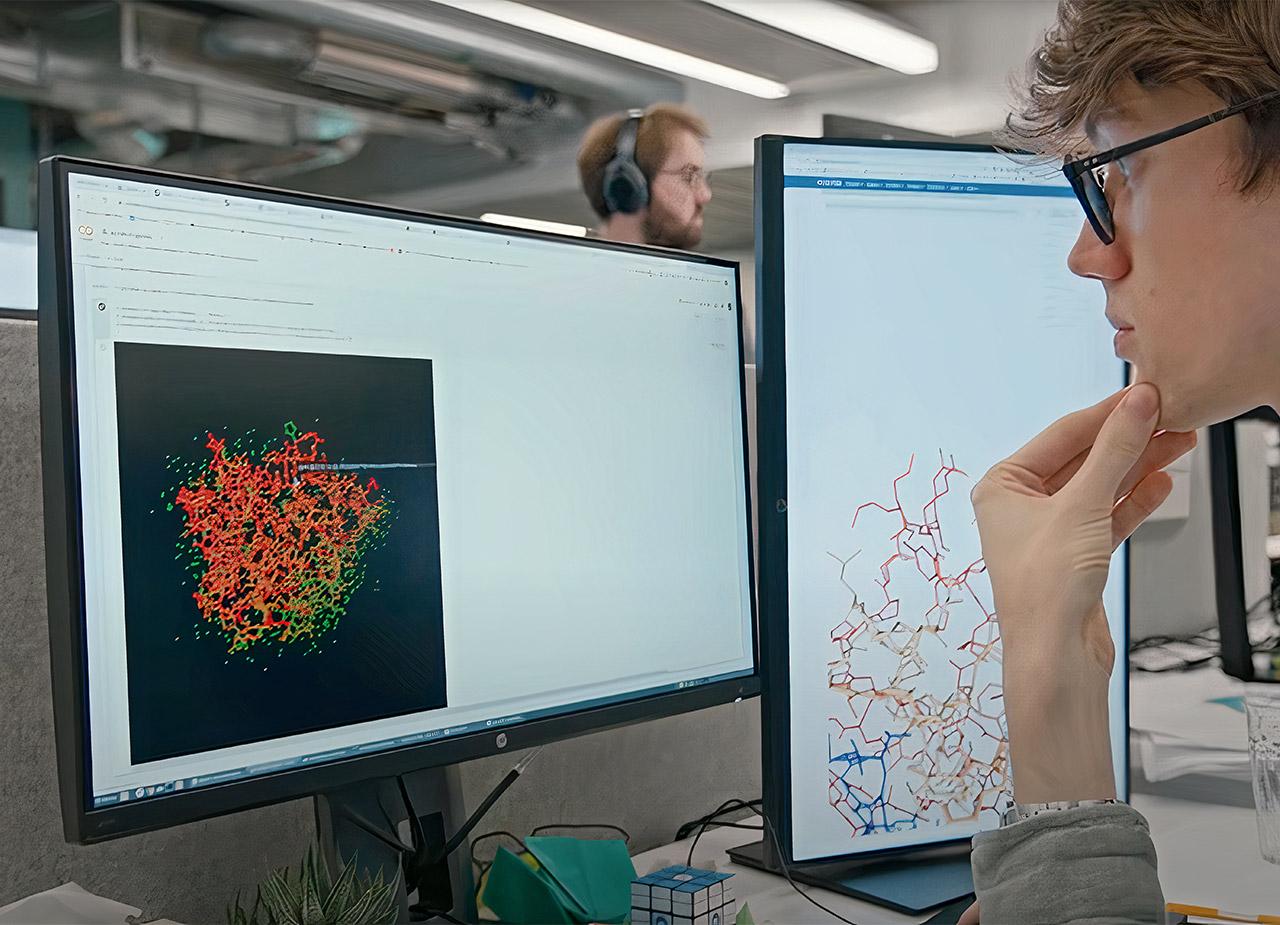 Google DeepMind AlphaFold Artificial Intelligence Protein Human Body Biology