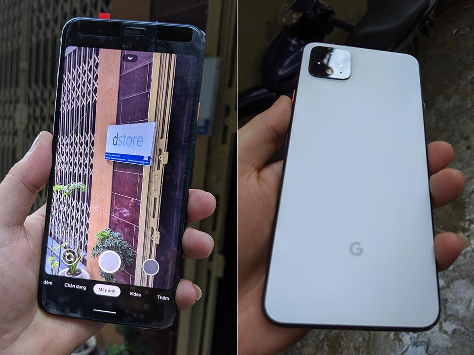 Google Pixel 4 XL Pictures
