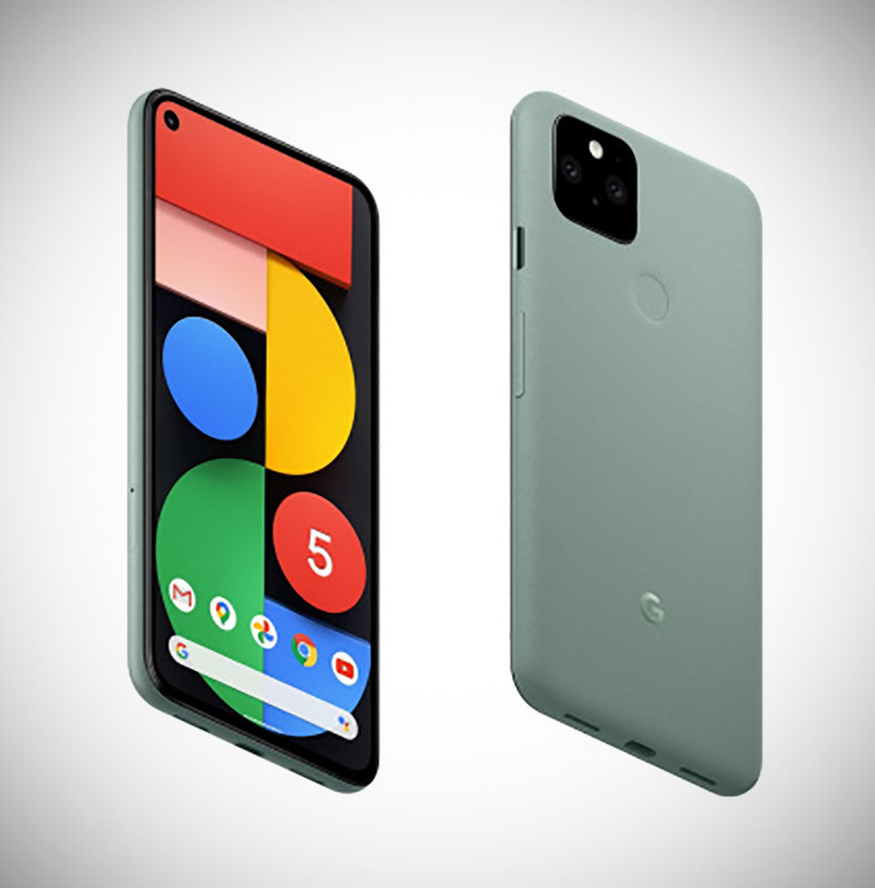 Google Pixel 5 Official Release Price