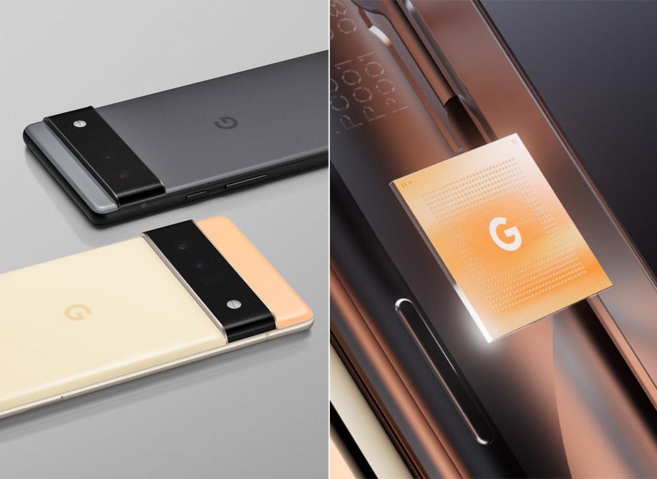 Google Pixel 6 Pixel 6 Pro Smartphone