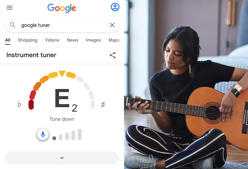 Google Search Electronic Tuner Guitar