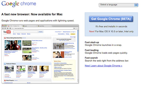 how to continue a google chrome download with a warning