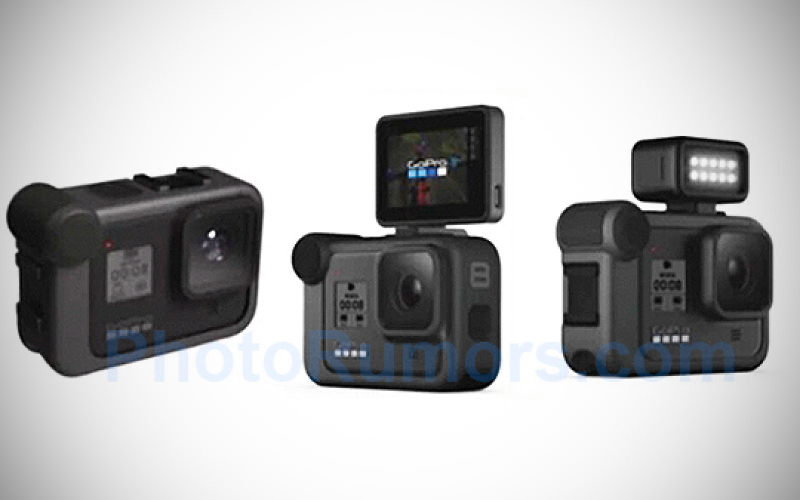 GoPro Hero 8 and Max 360 Cameras Leaked – TechEBlog