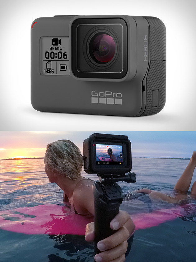 GoPro Hero 6 Black Officially Launched, Captures 4K Footage at 60FPS