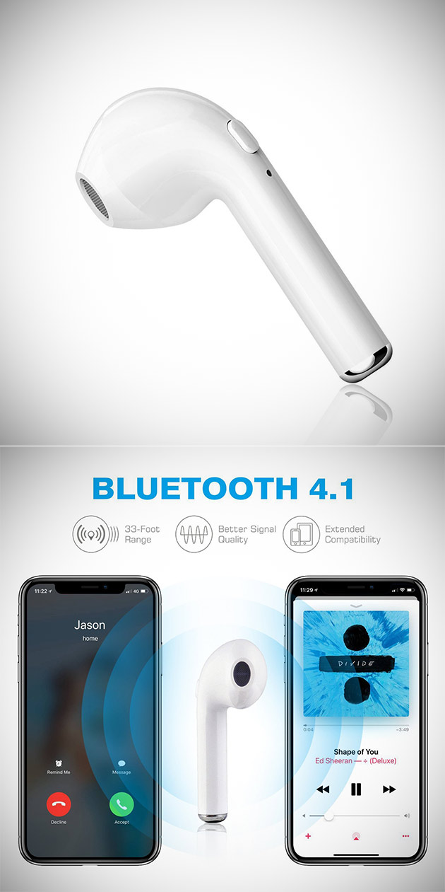 Don T Pay 99 Get Gouqing S Airpods Inspired Bluetooth Earbud For 19 99 Today Only Techeblog