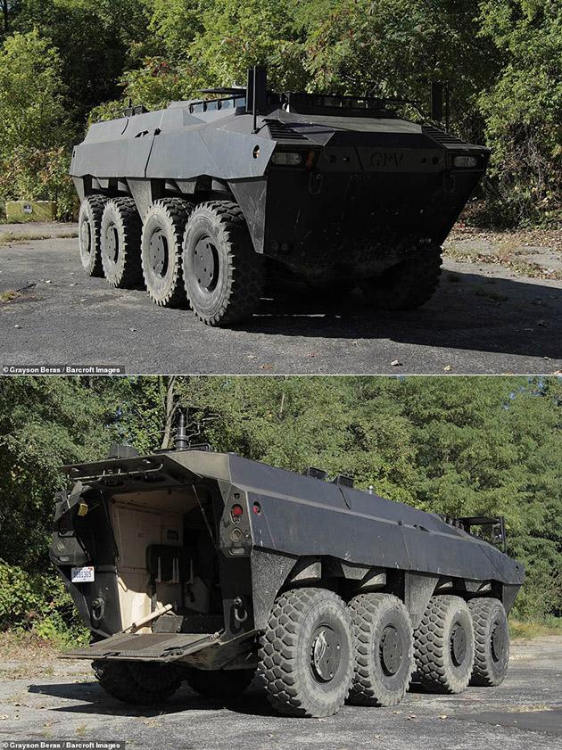 GPV Colonel Truck