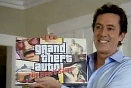 Grand Theft Auto Board Game