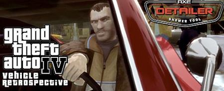 Grand Theft Auto Cars