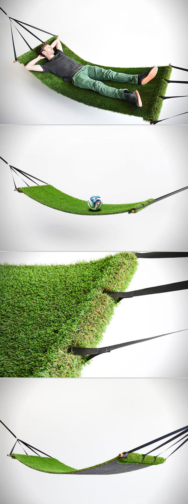 Grass Field Hammock