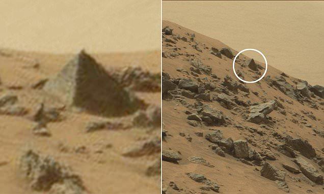 Great Pyramid Mars