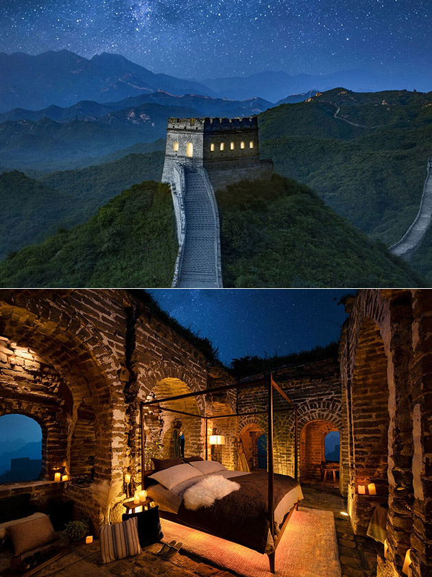 Great Wall AirBNB