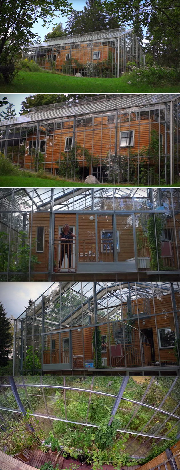 Greenhouse Home