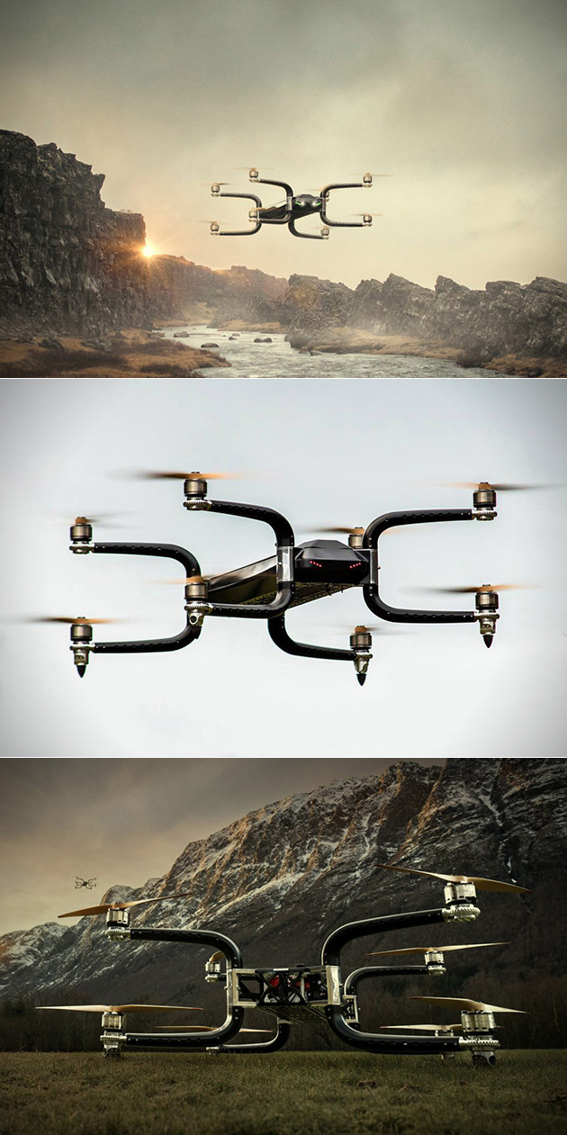 GRIFF 300 Drone