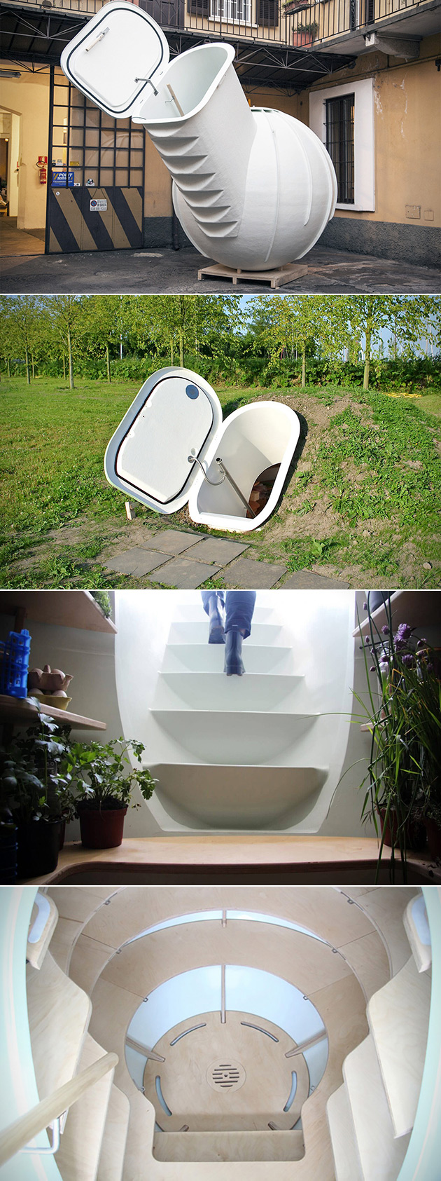 Groundfridge