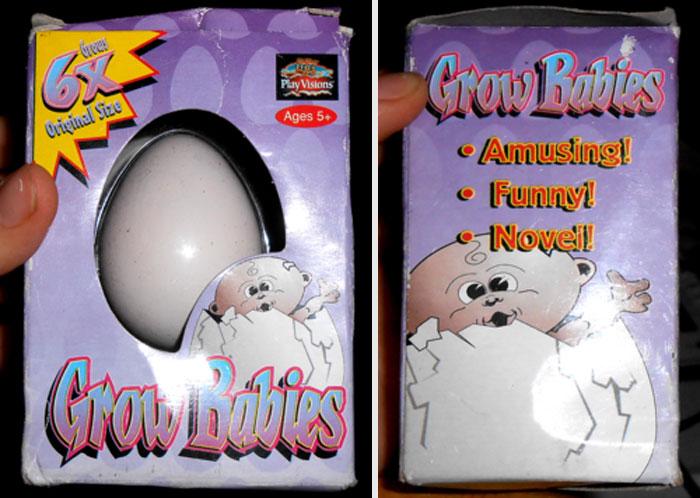 Grow Babies Toy