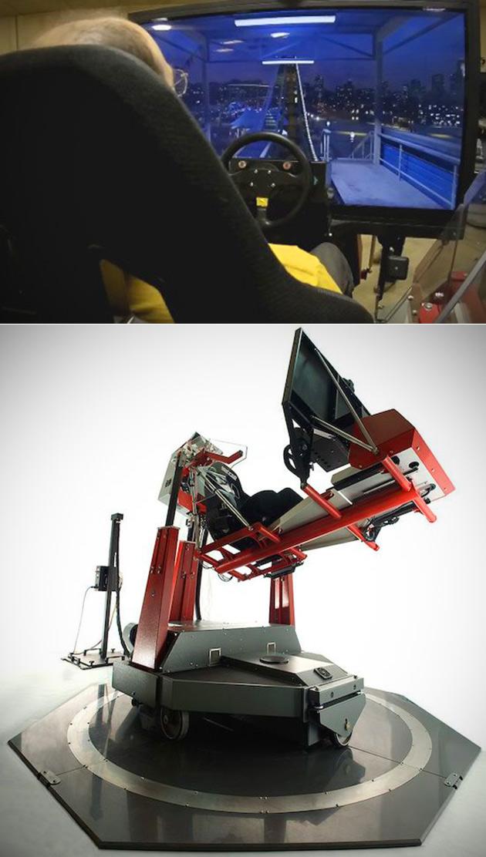 GTA V Force Dynamics Simulator