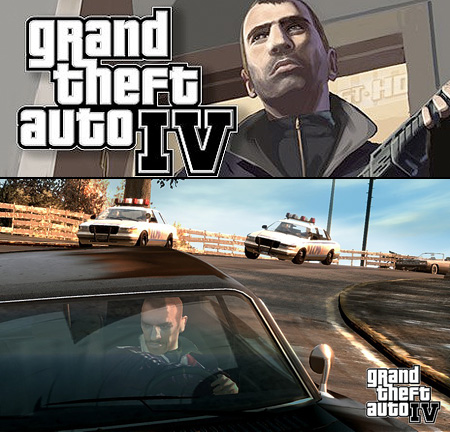 GTA (4) IV 2008 For PC CLONEDVD
