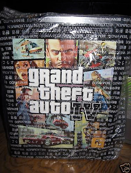 eBay Watch: Rare GTA4 Xbox 360 Console Limited to 500-Units