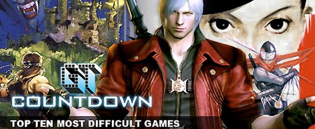 most difficult video games