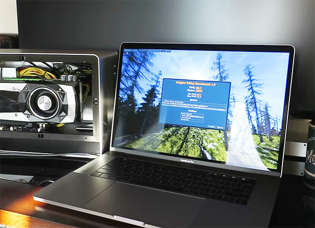 GTX 1080 Ti MacBook