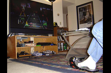 Guitar Hero 2 Cheats, PlayStation 2