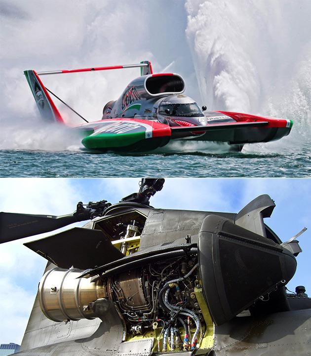 H1 Unlimited Hydroplane