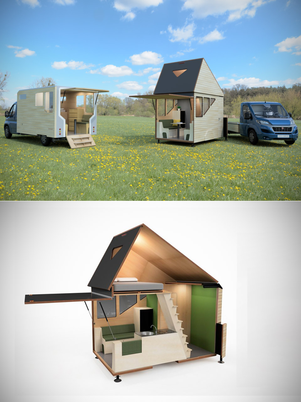 Haaks Opperland Expandable Camper
