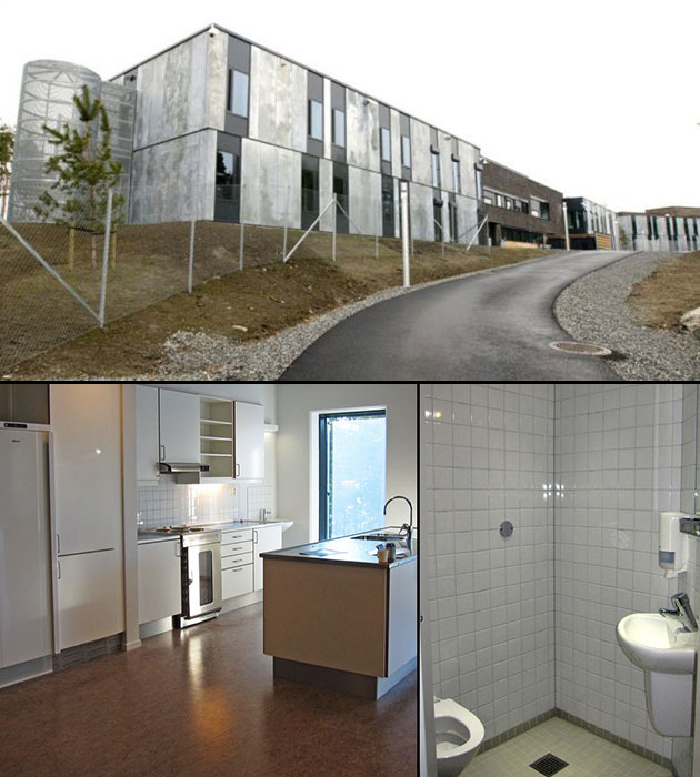 Halden Prison Norway