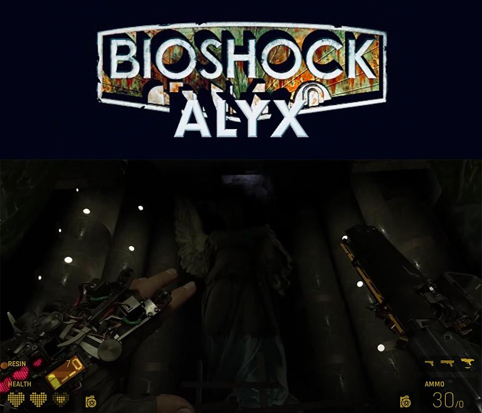 Half-Life: Alyx Mod BioShock Rapture