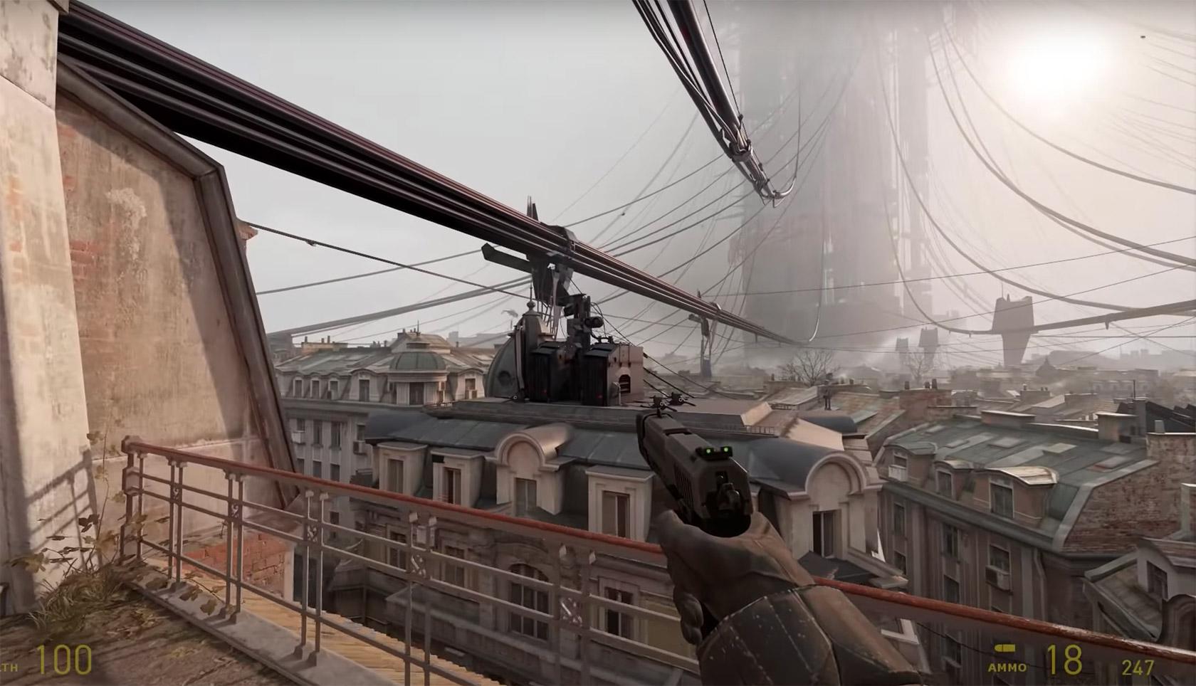 Half-Life: Alyx Mod Non-VR Pancake FPS