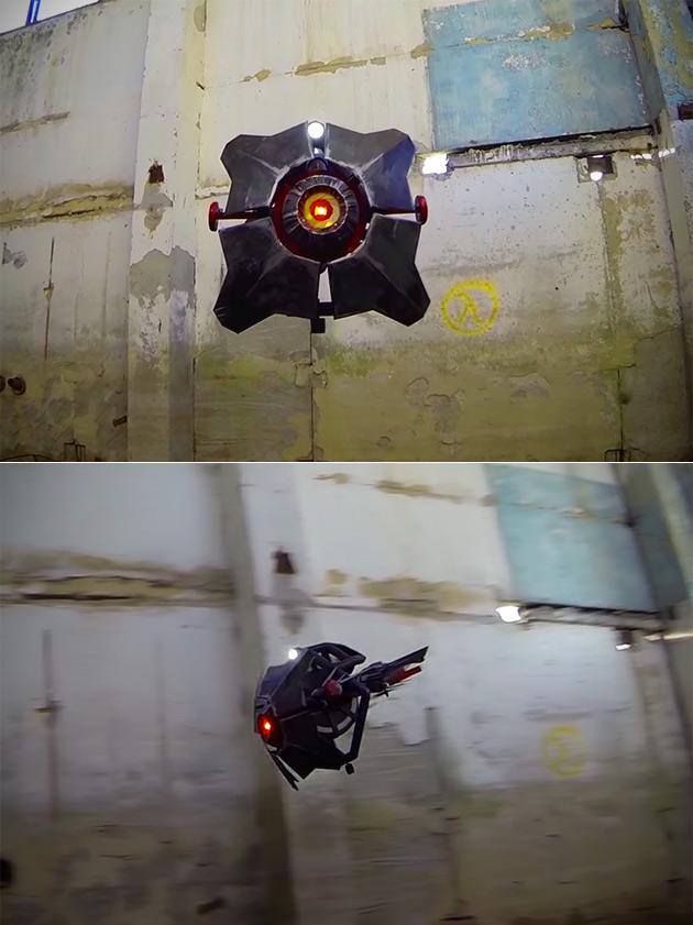 Half-Life Drone