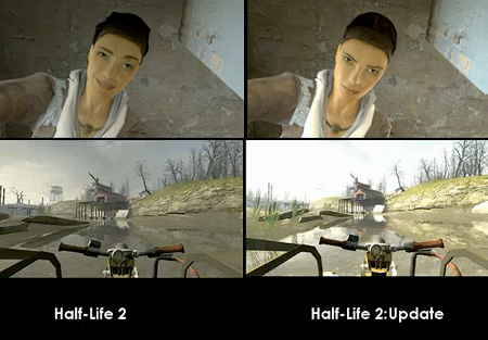 Make Half-Life 2 shine again with the Update mod | PC Gamer
